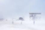 Ein Wintersturm