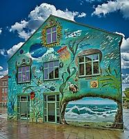 Kunstwerk, Under the sea
