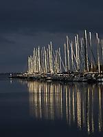 Bild 16 - Im Abendlicht