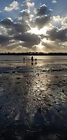 Bild 15 - Niedrigwasser