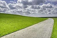 Bild 07 - Weg ins Nirgendwo