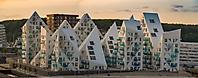 Eisberghäuser