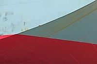 Containerschiff mal schön