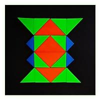 2021 Januar - Dreiecke