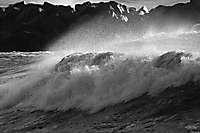 Brechende Welle